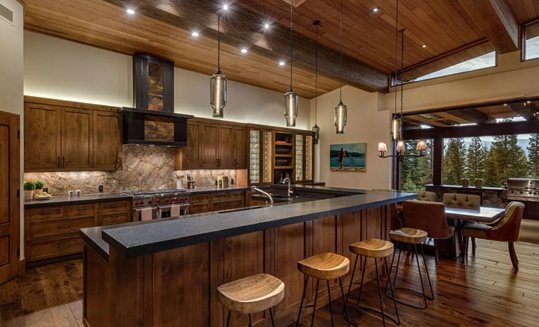 How High To Hang Pendents Over Kitchen Island