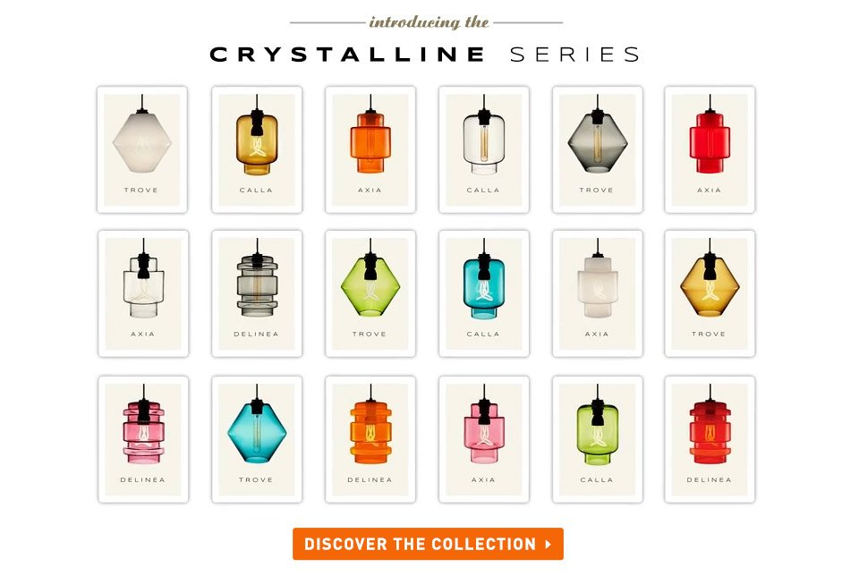 Introducing the Crystalline Series!