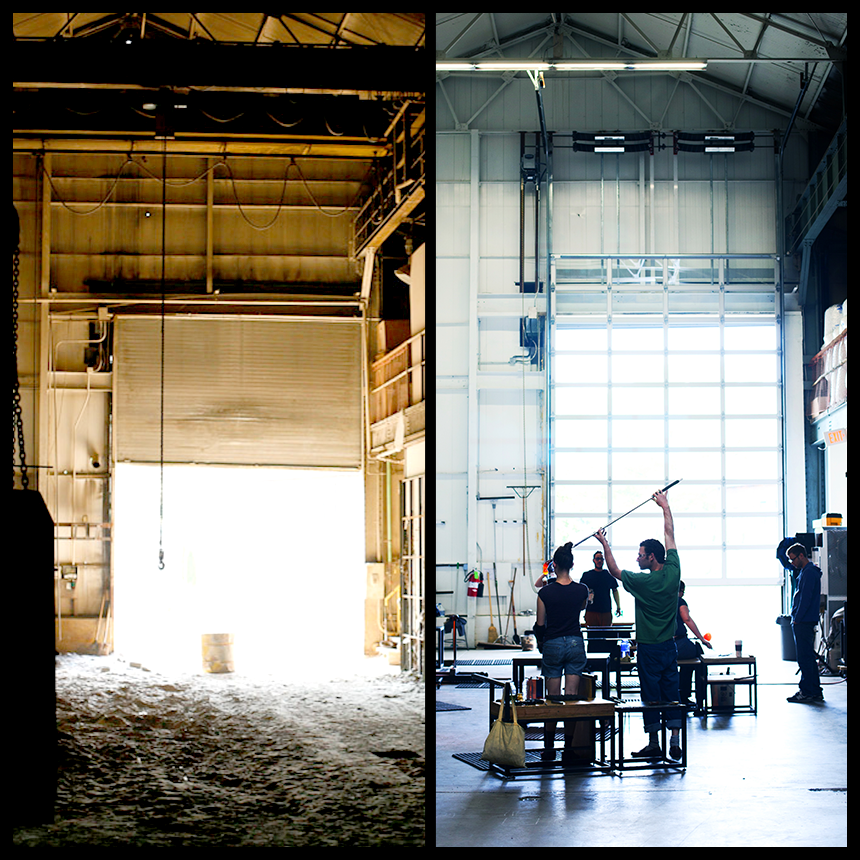 Before & After: An inside look at the Hot Shop