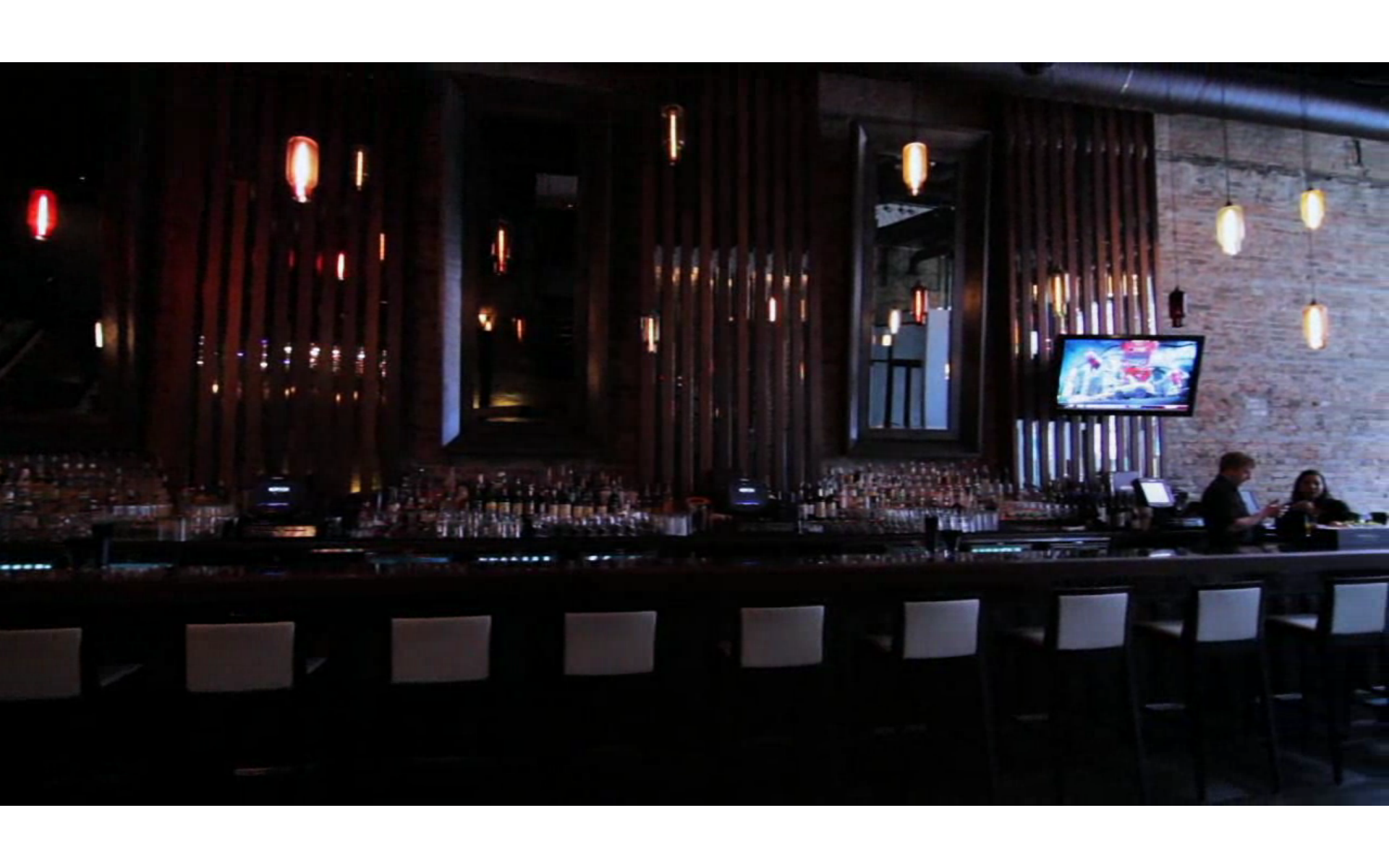 Niche Modern Pharos Pendants As Epic Chicago Bar Lighting