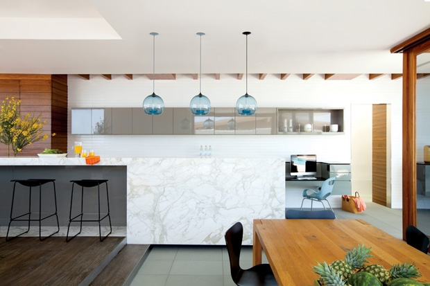 Modern lighting blog inspired by his childhood in south africa the owner wanted a clean and modern structure for his private paradise architects at laidlaw schultz mozeypictures Images
