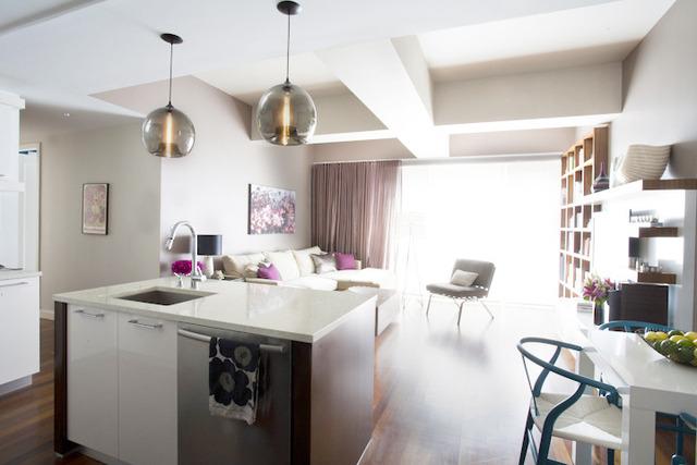 Niche Modern Kitchen Island Stamen Pendants