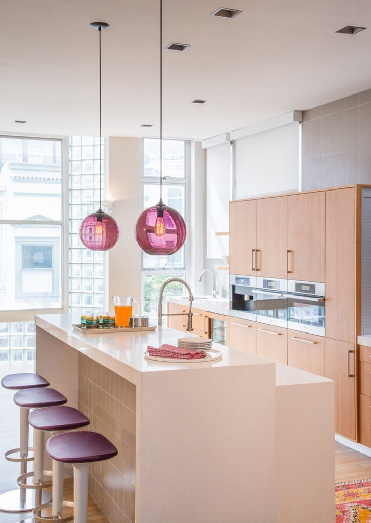 Telegraph_Hill_-_contemporary_-_Kitchen_-_San_Francisco_-_Justrich_Design 2