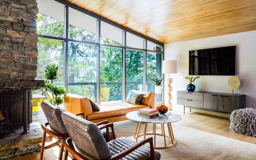 Windermere Living Room Details
