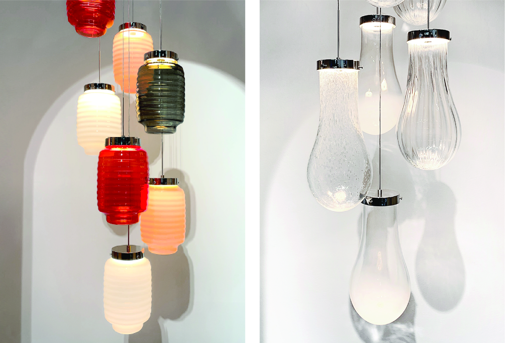 Vote for Handmade Glass Pendant Lighting - Featuring a New LED System
