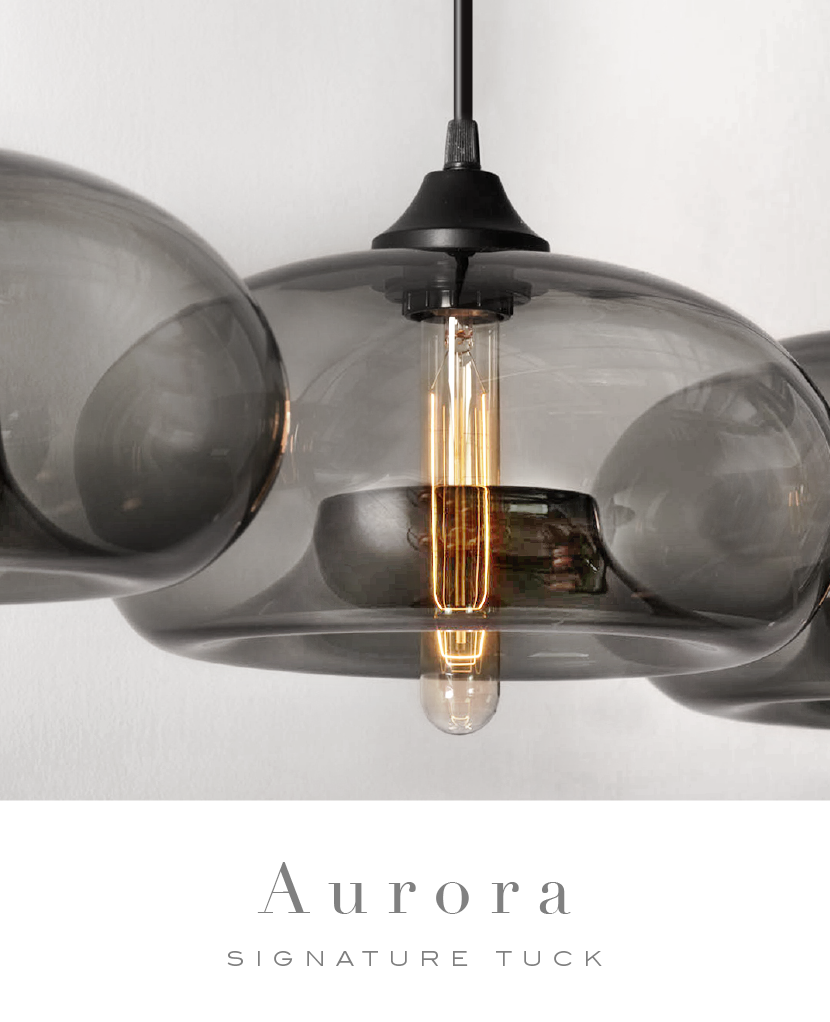 The Aurora Pendant Light