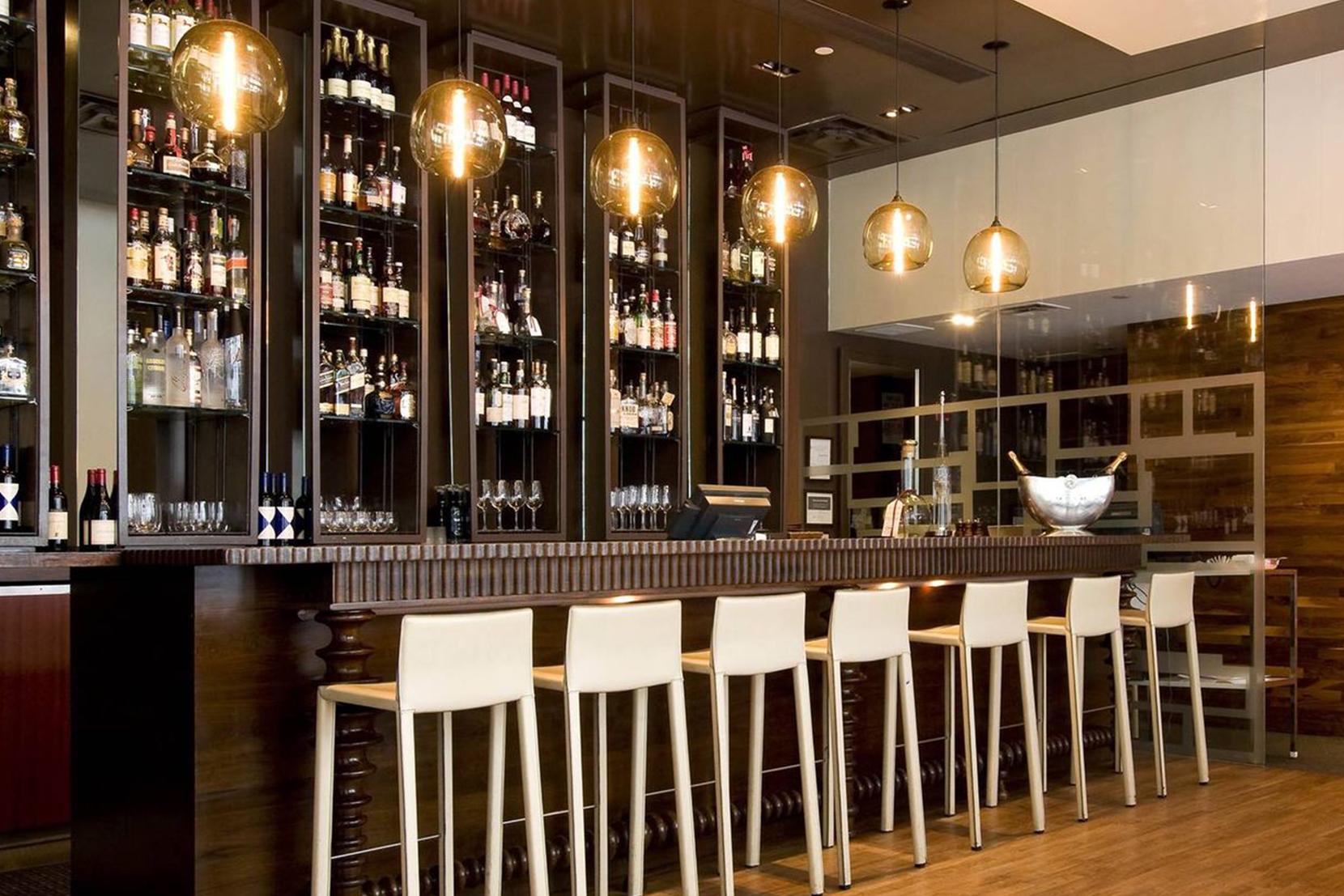 Modern Bar Lighting