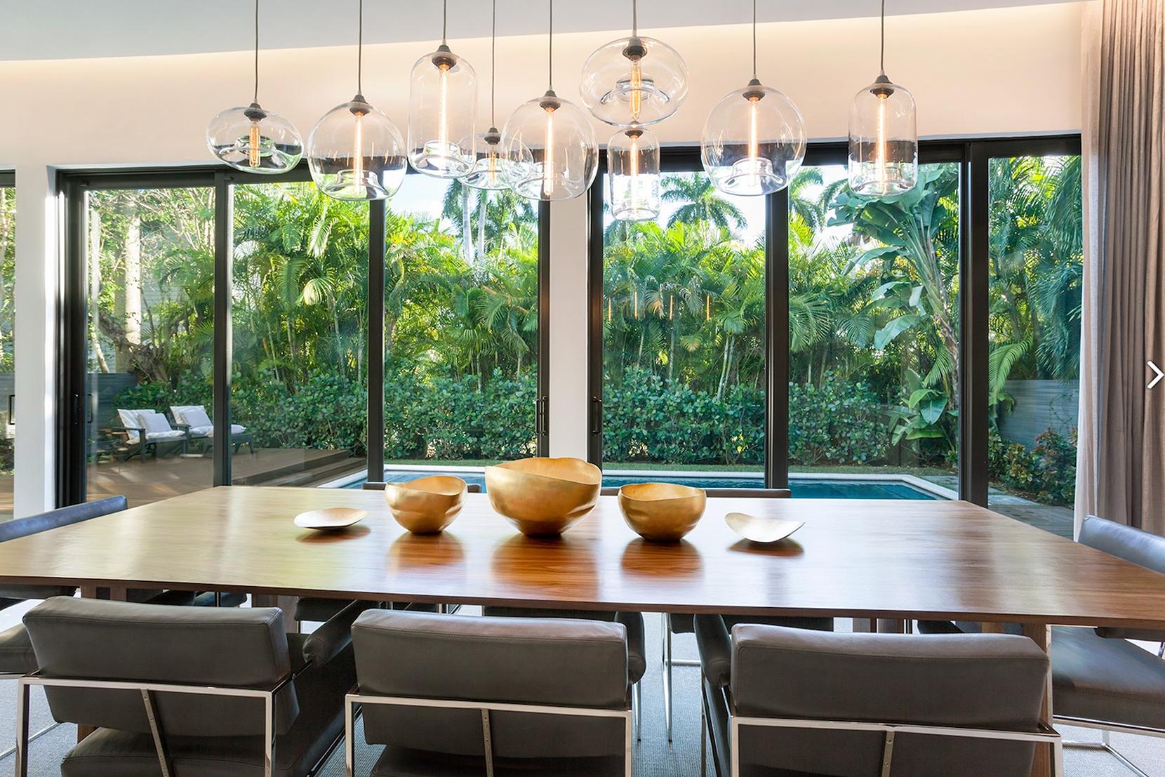 Modern dining room lighting read more aloadofball Choice Image