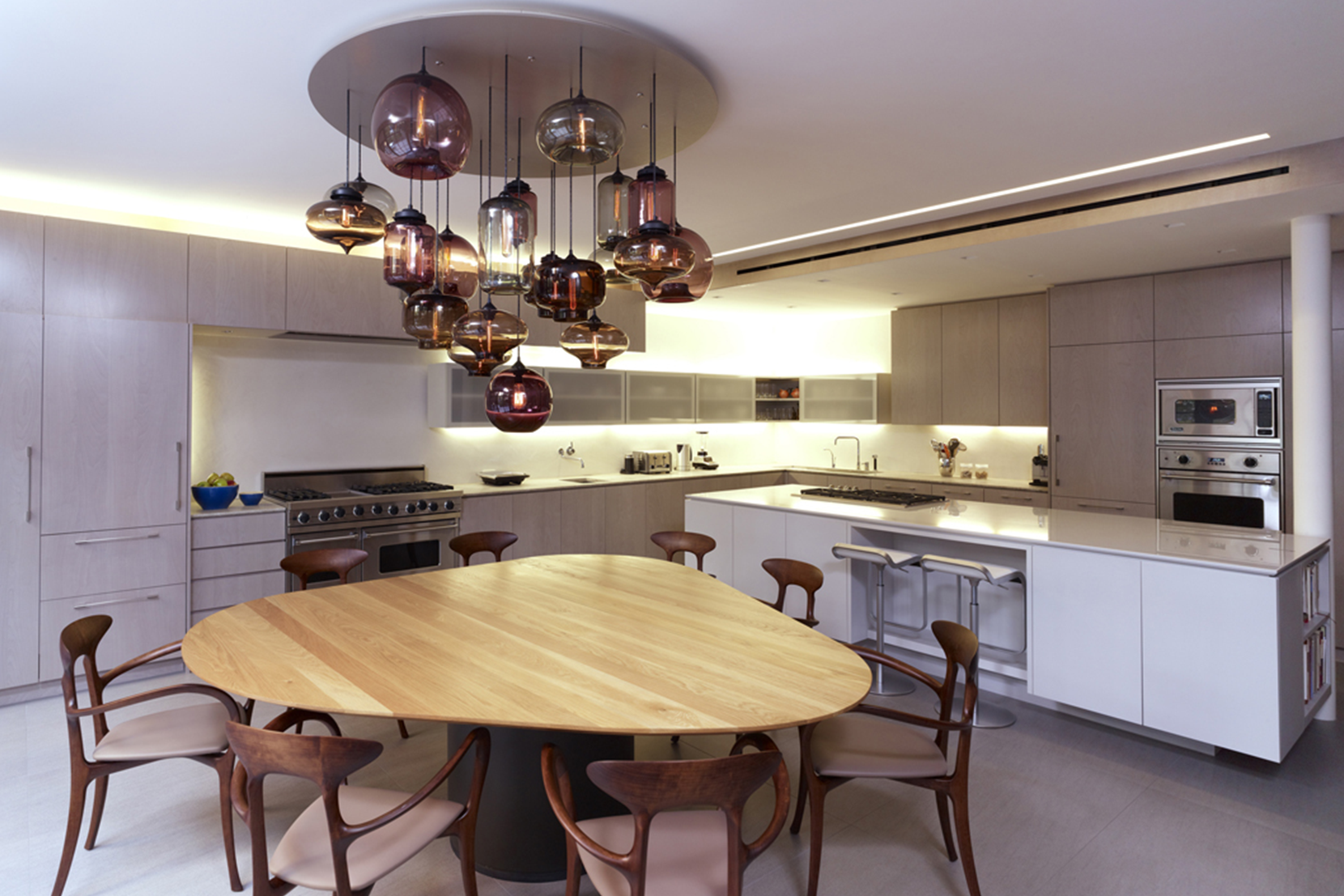 + Read More · Lighting Project Pages_0006s_0004_Dining Room Multi Pendant  Modern Lighting.