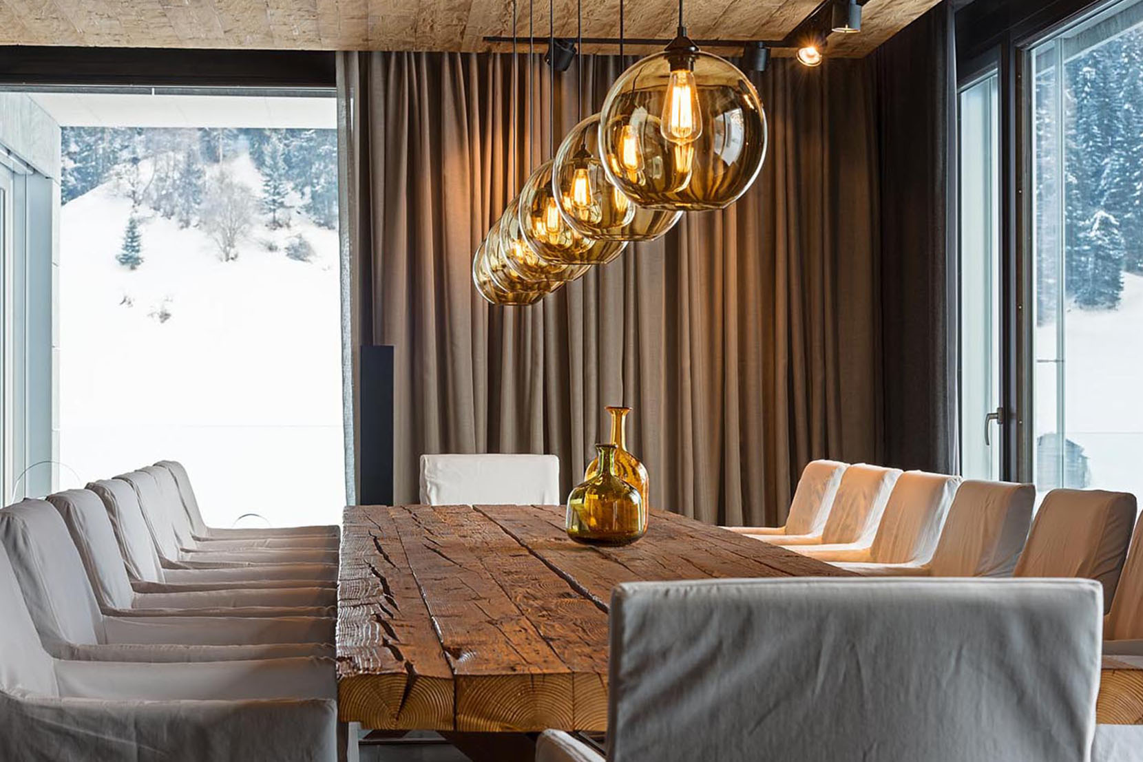dining room lighting modern. + READ MORE · Lighting-Project-Pages_0006s_0007_Multi-Pendant-Modern-Dining- Room-Chandelier. Dining Room Lighting Modern O