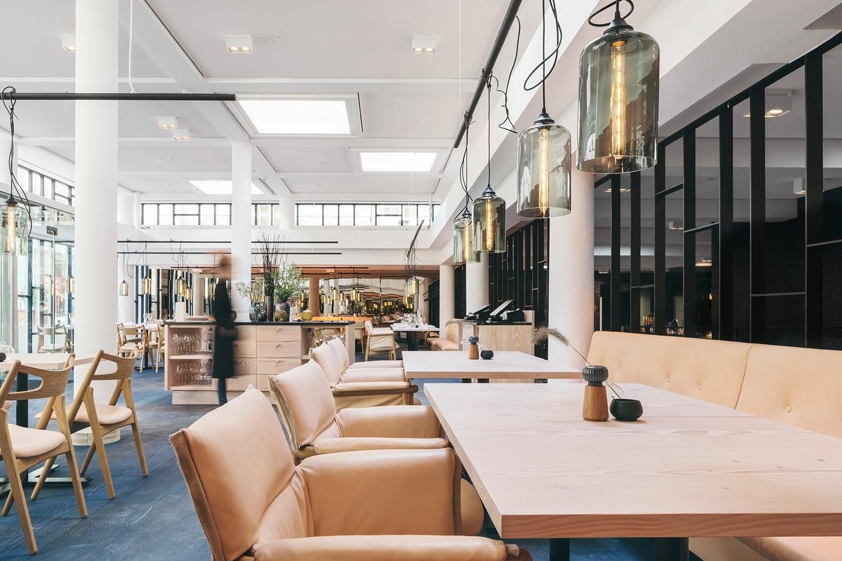 Modern Lighting Projects Hotels Nobis Denmark Bellas