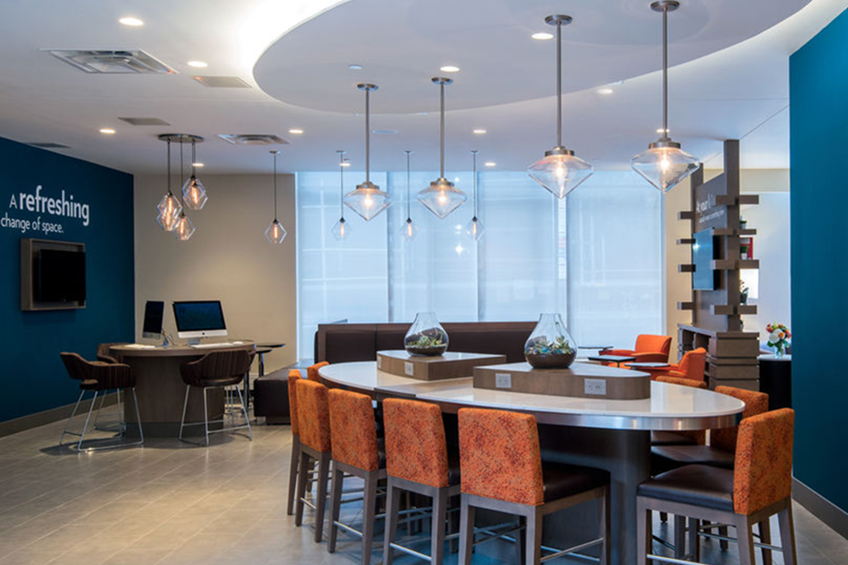 workspace lighting. + Read MORE Workspace Lighting A