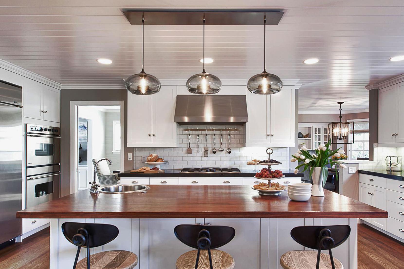 modern kitchen light pendants
