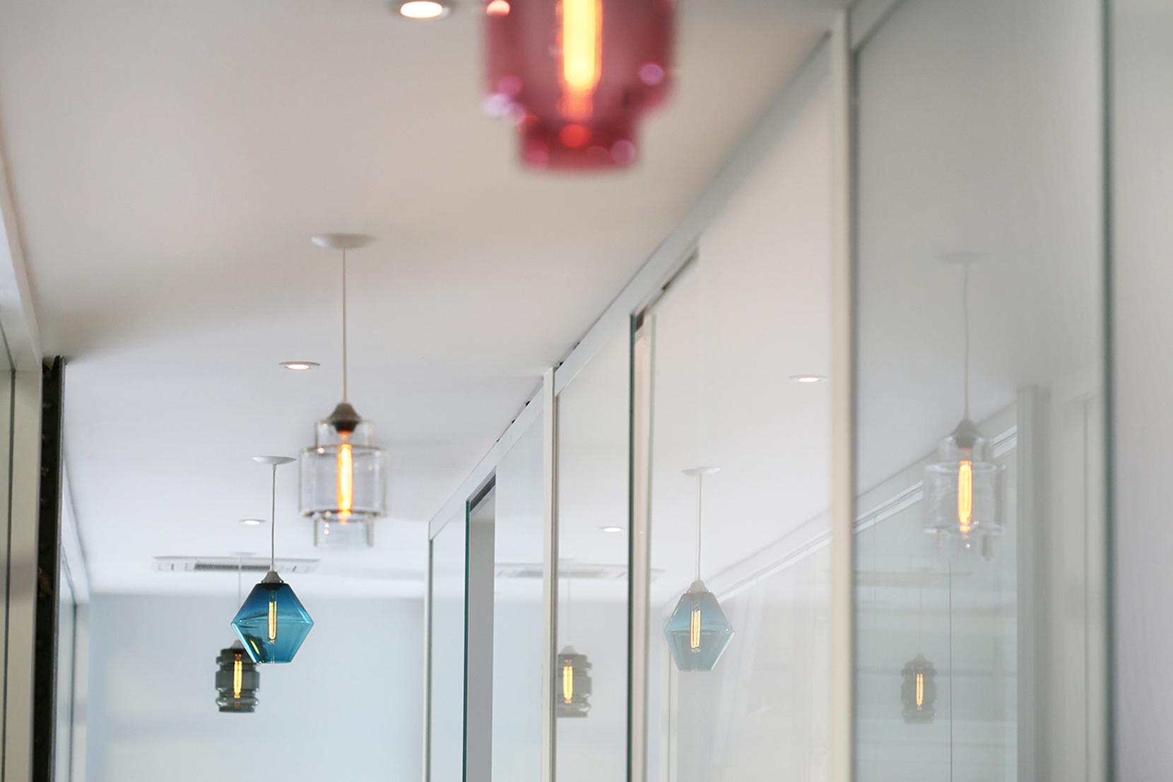 Office pendant light Circular Read More Niche Modern Modern Office Lighting