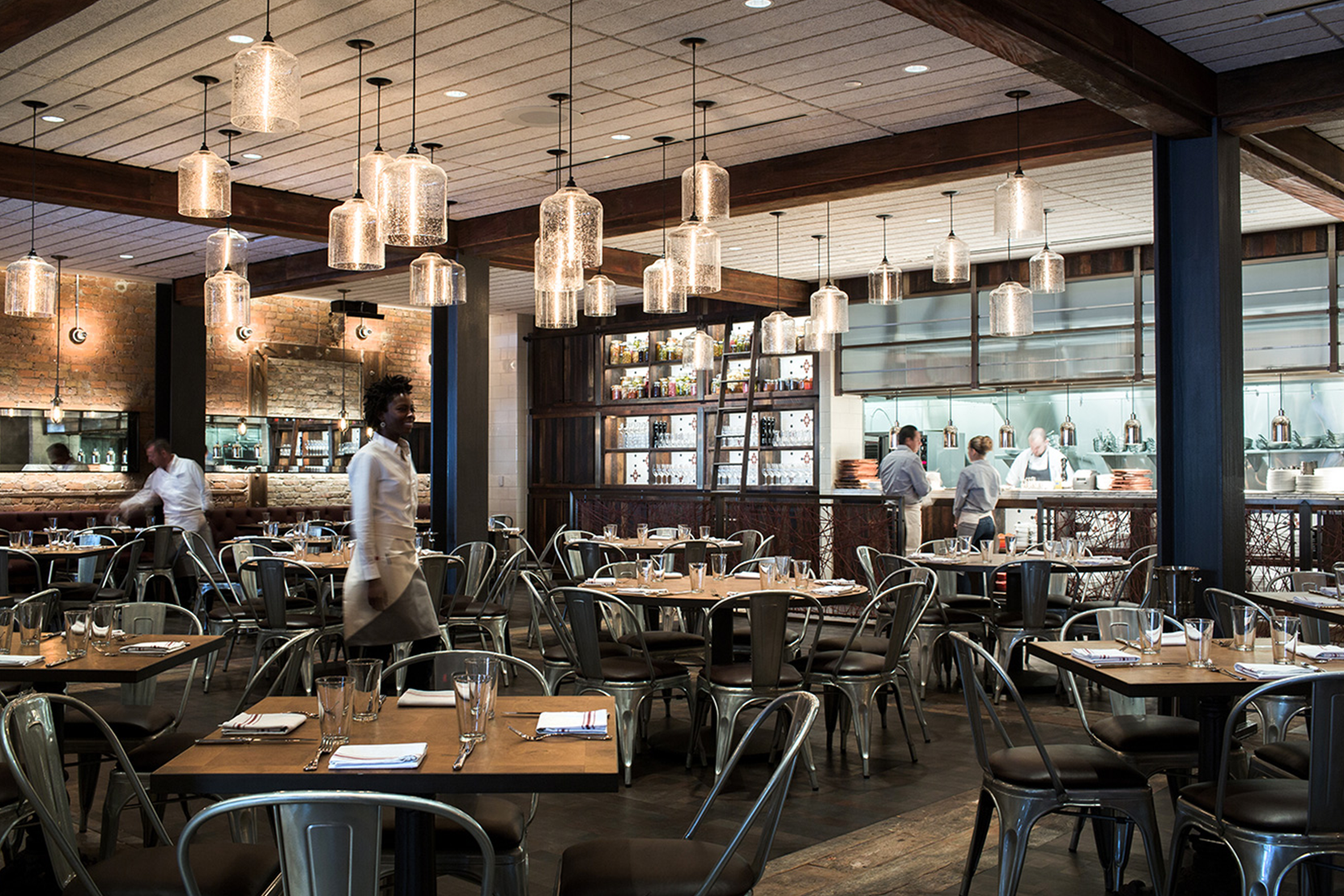 Pendant lighting for restaurants Hanging Read More Niche Modern Modern Restaurant Lighting