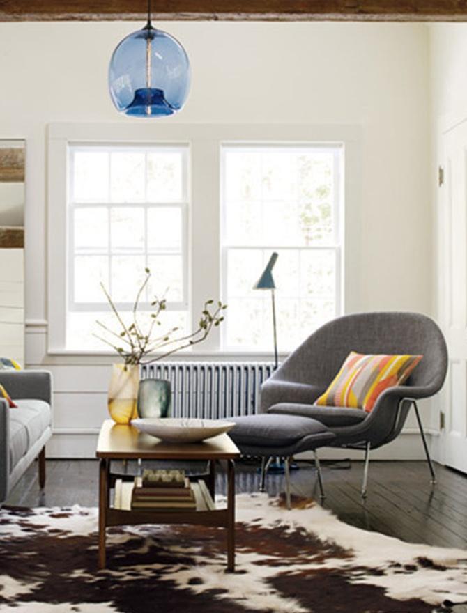 modern lighting inside inside Design Within Reach catalog