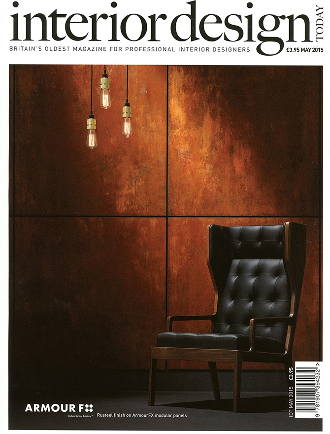 Interior Design Today magazine cover
