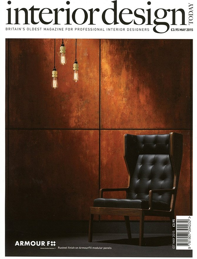 Interior Design Today magazine cover