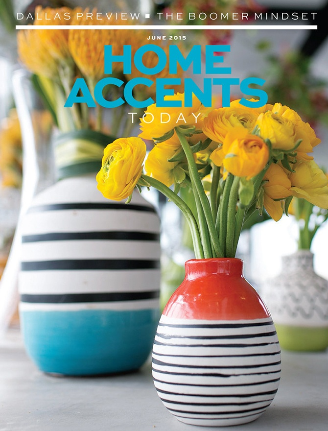 Home Accents Today magazine cover