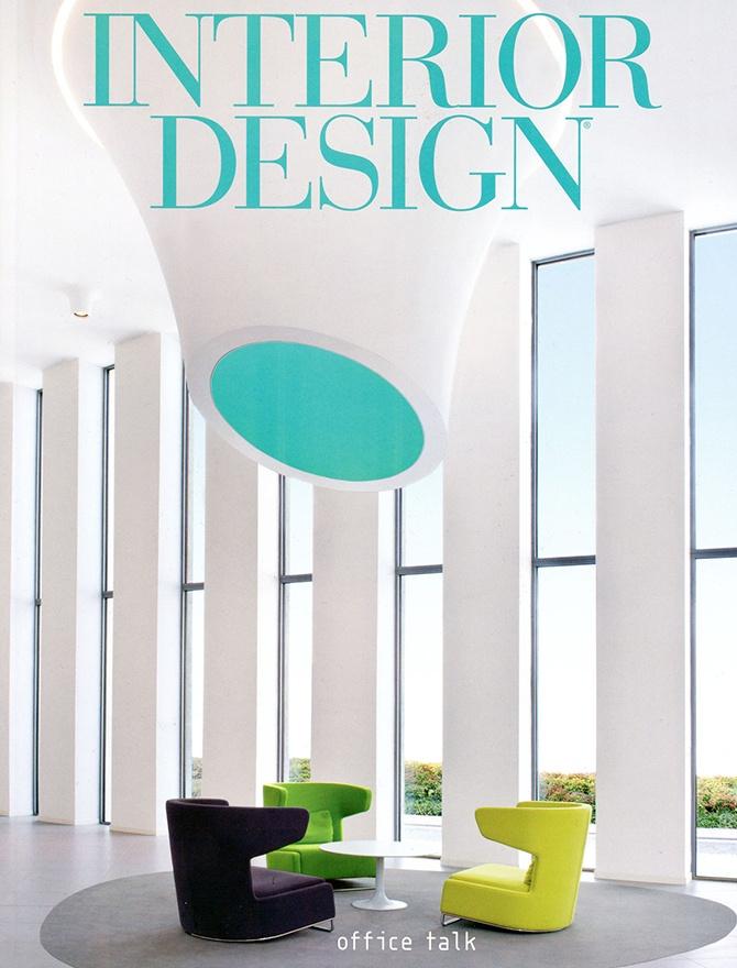 Interior Design magazine cover