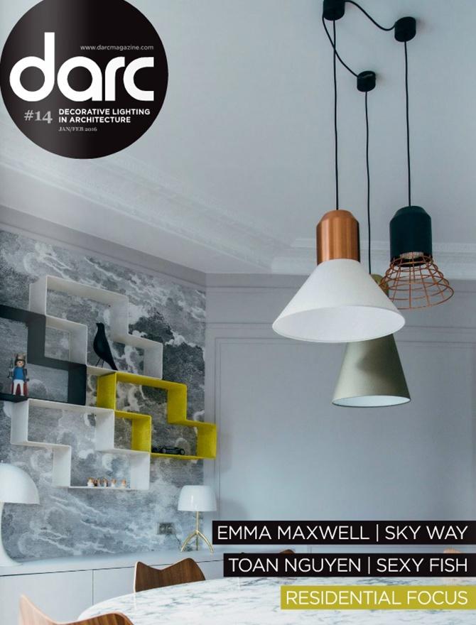 Darc magazine cover
