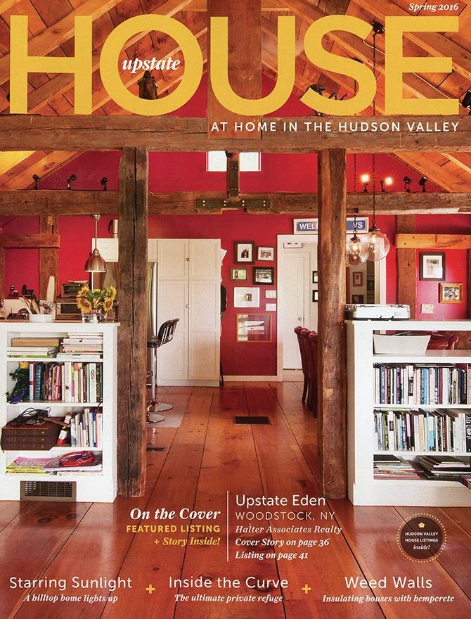 Upstate House magazine cover