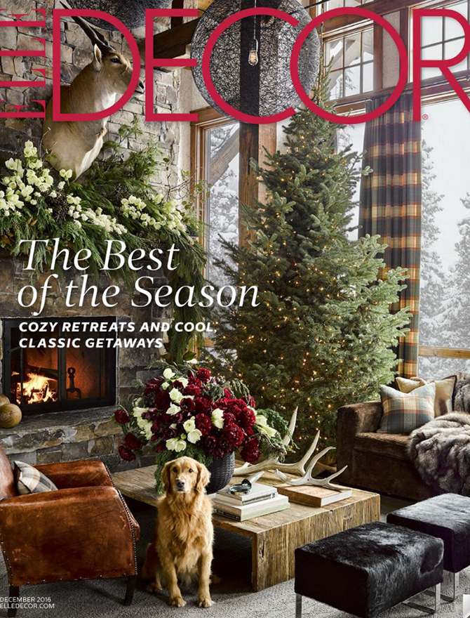 Elle Decor - December