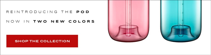 Pod Launch New Colorways in Condesa and Rose